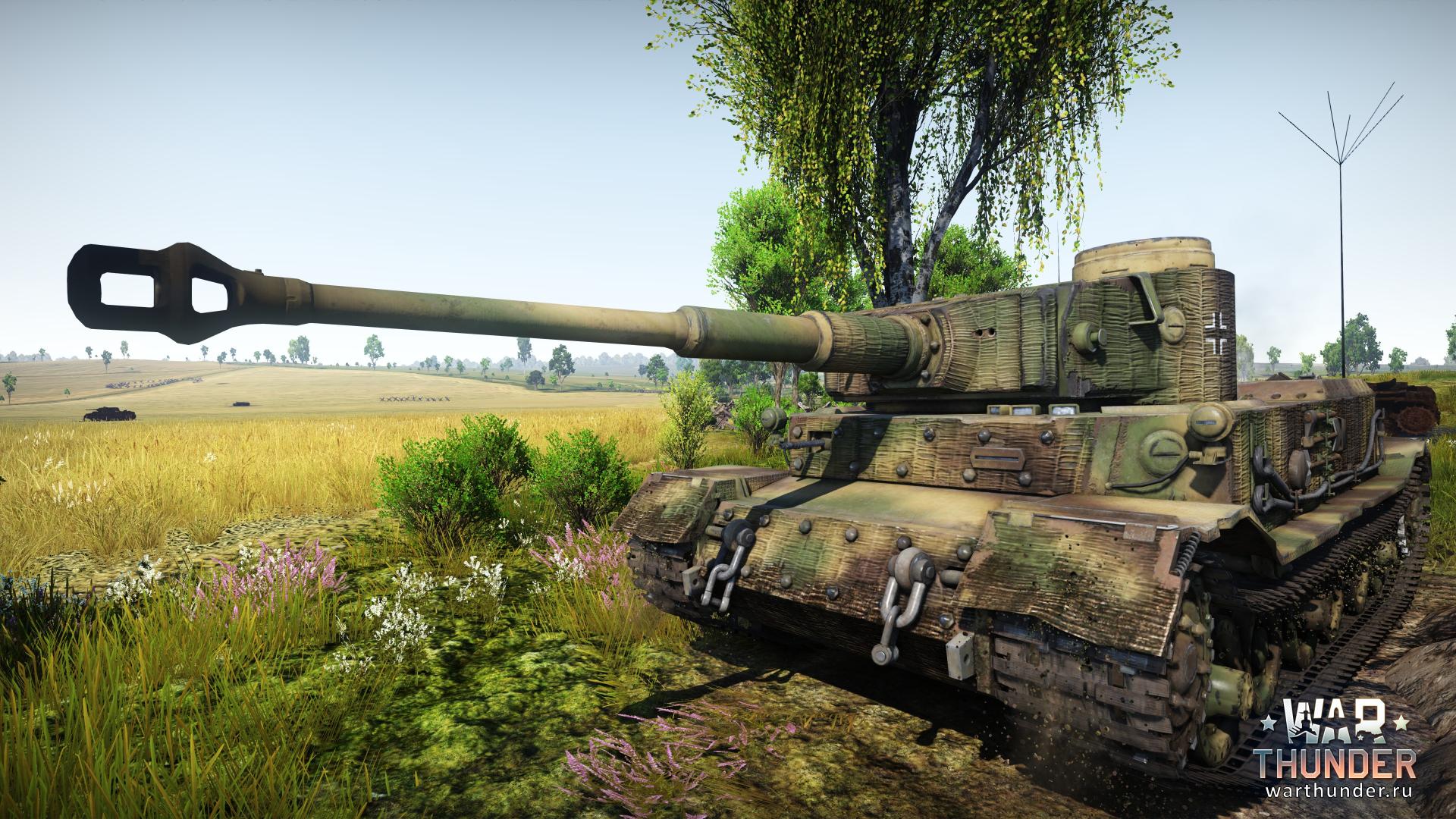тигр р вар тандер