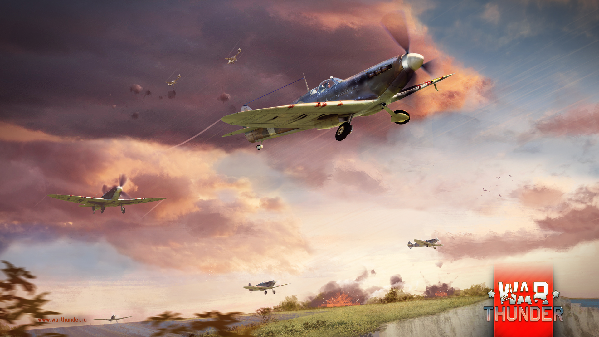 рисунок Battle of Britain