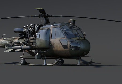 Westland Scout и Wasp