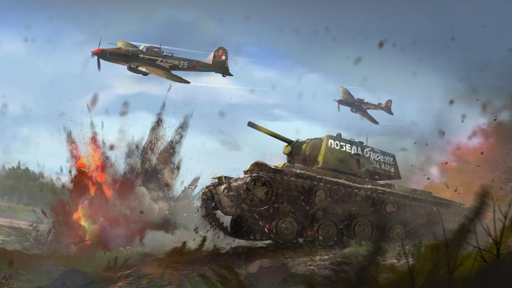War thunder помощь