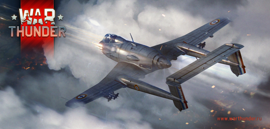 вар тандер реактивные самолеты