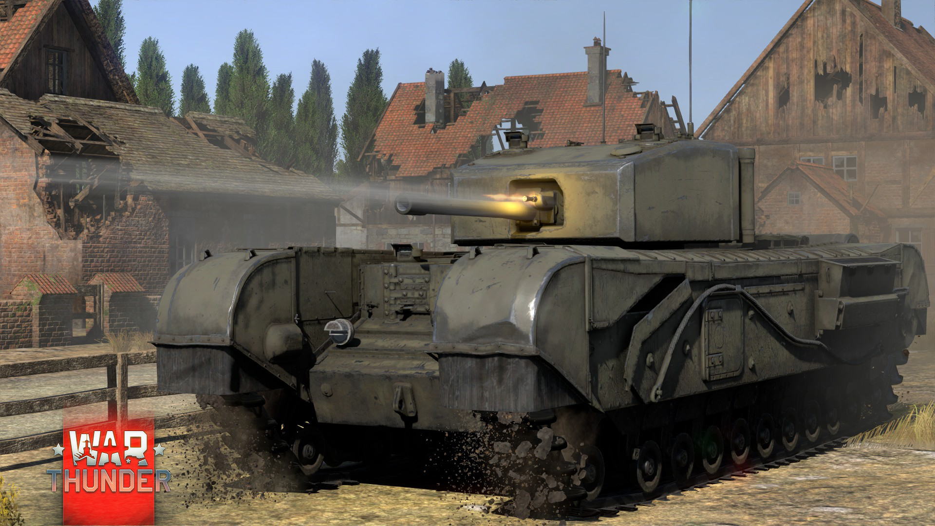 war thunder churchill mk