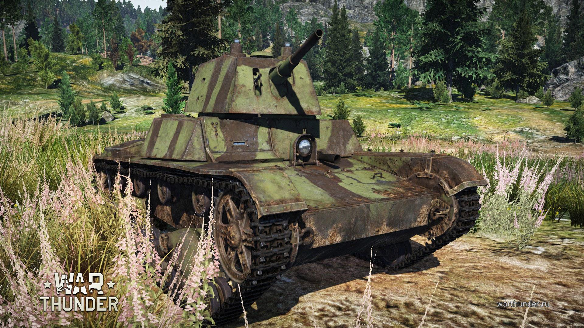 танк т 26 в war thunder