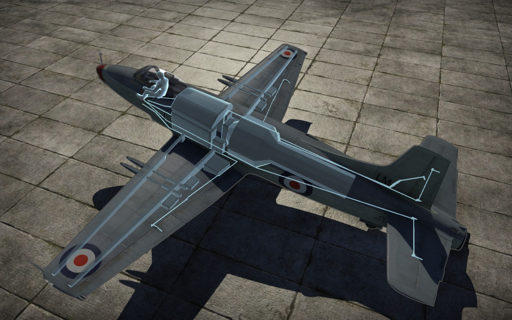attacker war thunder