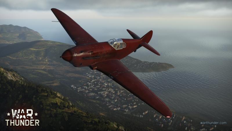 War Thunder - бесплатная онлайн-игра про войну!День рождения Лавочкина