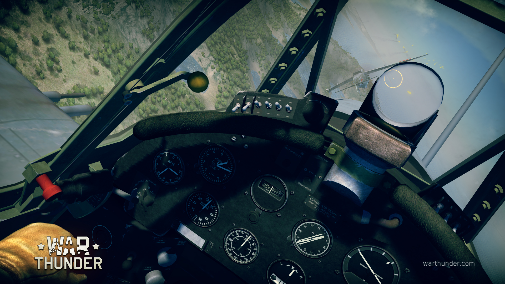 Screens Zimmer 1 angezeig: war thunder for mac download
