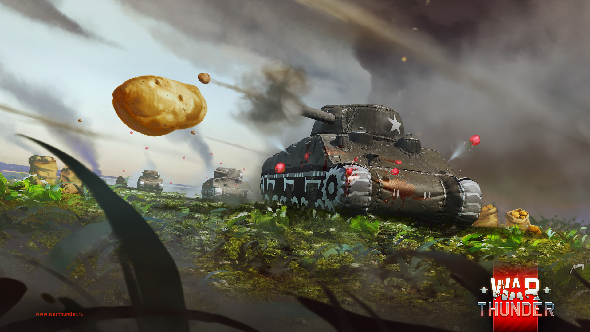 Ветка war thunder tanks how sell