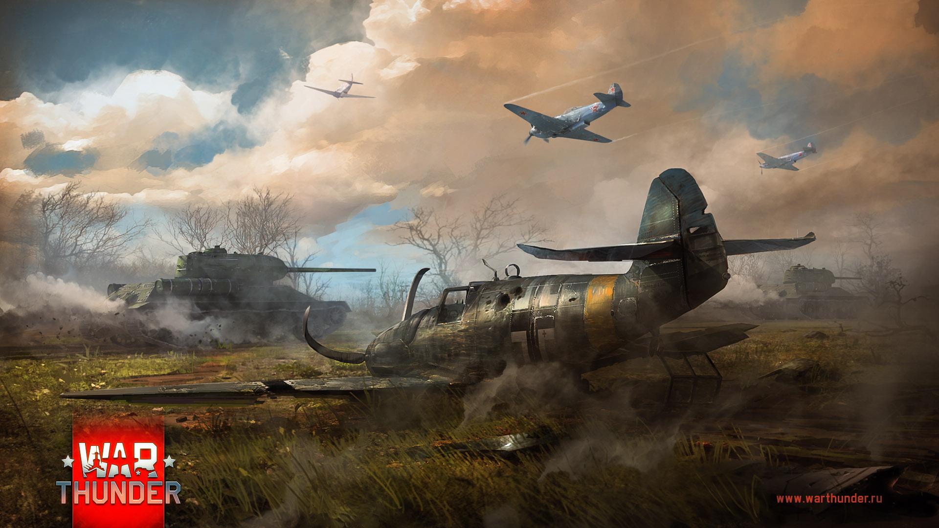 рисунок сбитый Bf-109G6