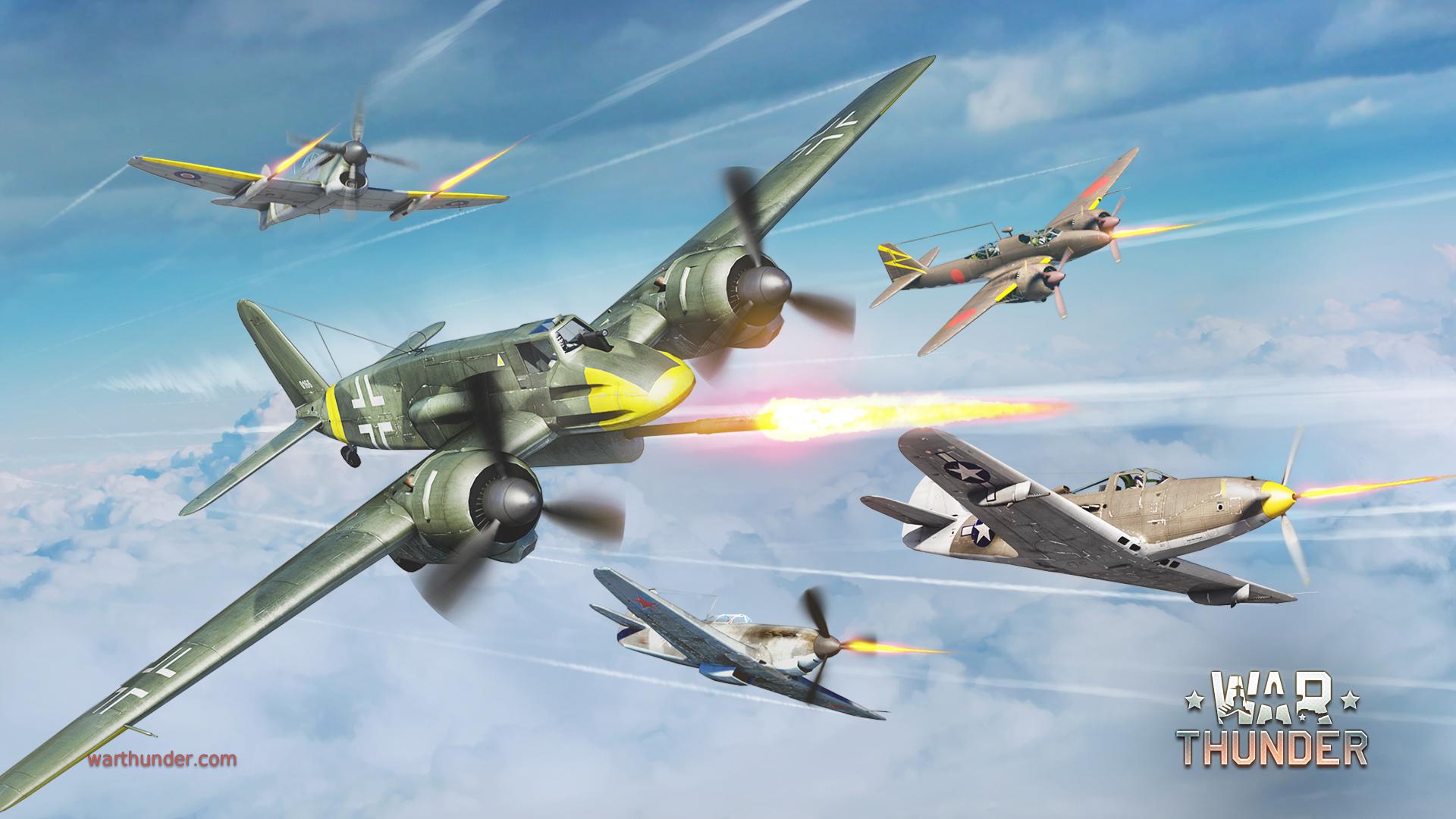 рисунок Боевые самолёты