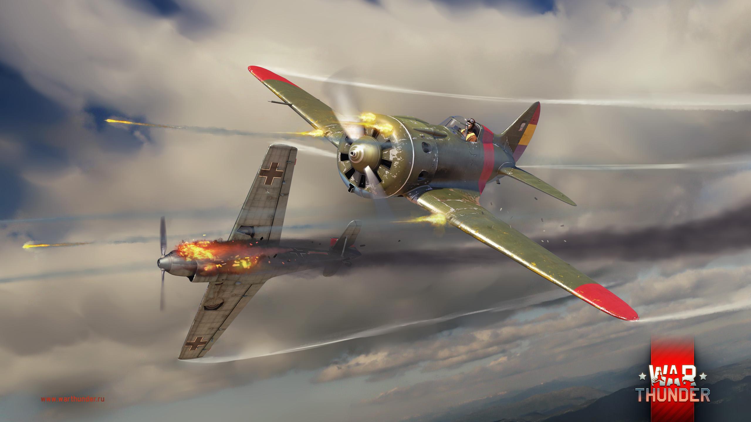 Обои война, сражение, сбитый юнкерс, рисунок. Авиация foto 17