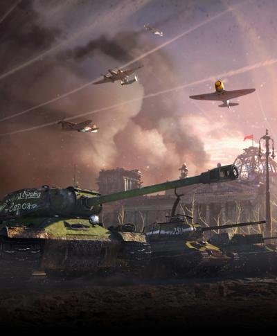 War Thunder - бесплатная онлайн-игра про войну!Игра